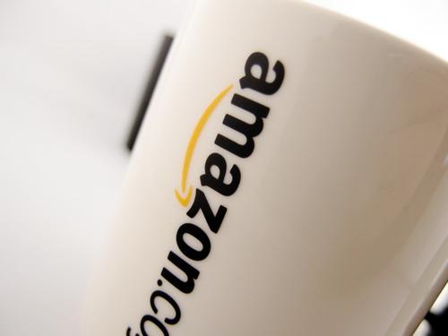 Amazonオリジナル マグカップ ロゴ大