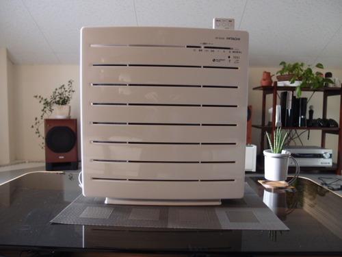 日立の空気清浄機