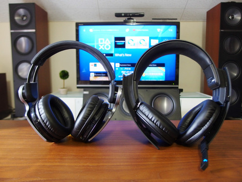 PULSE wireless stereo headset Elite Edition
