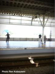 二子玉川駅。