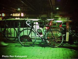 ロードバイク。