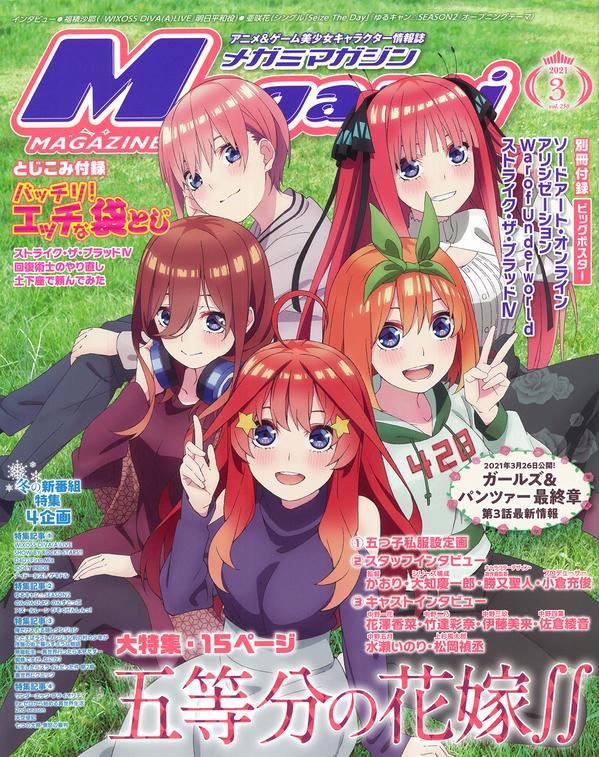 メガミマガジン3月号 (1)