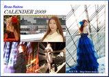 卓上カレンダー2009