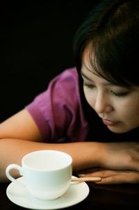 コーヒーと女