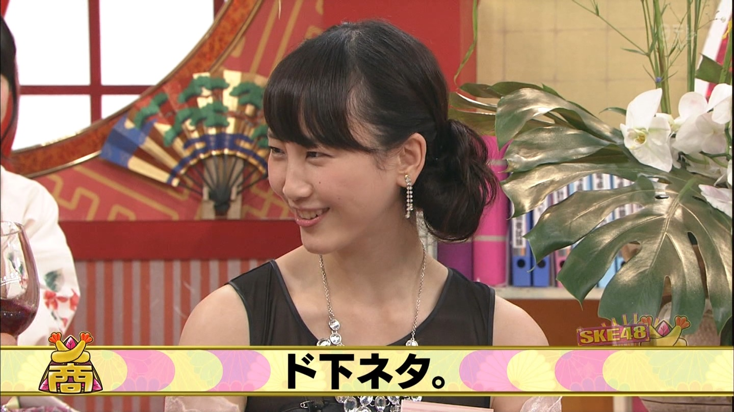 no title   『SKE48 エビショー!#5』8/11キャバ嬢松井玲奈キャプまとめ