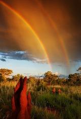 オーストラリアの虹