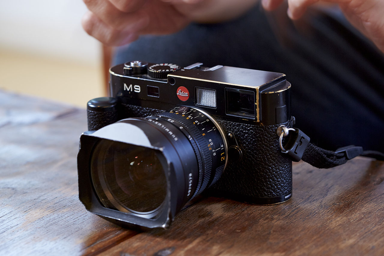 Leica M6 A4 Product Brochure