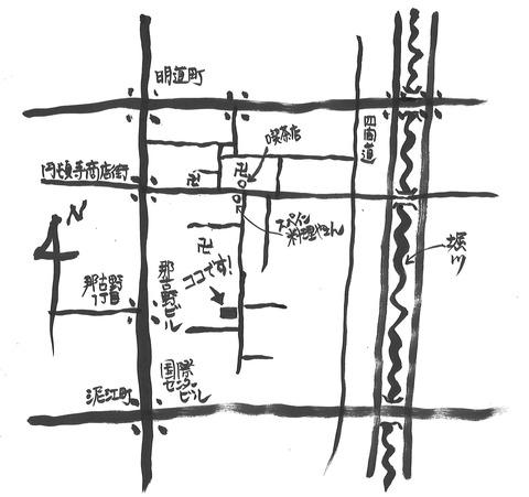 ホンボウさん地図1