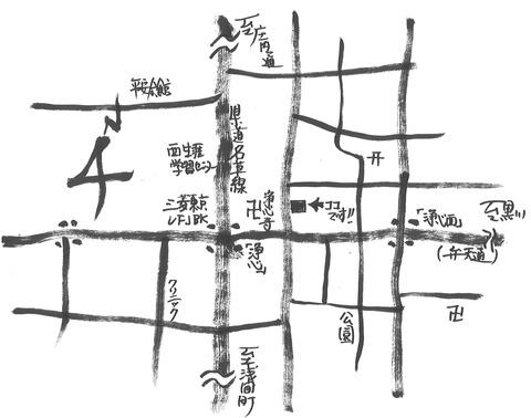 沢乃屋地図ブログ用
