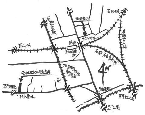 西枇杷島地図2