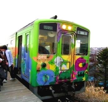 日本最東端の東根室駅2