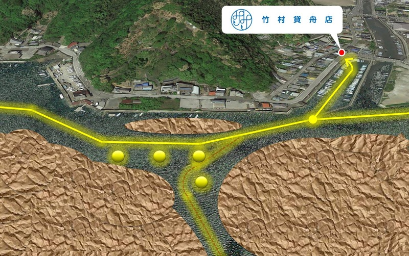 航路マップ2