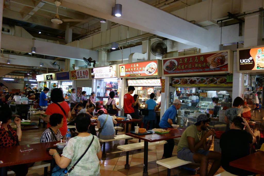 ホーカーズ ~シンガポールの食文化~。 : Reo's Journal