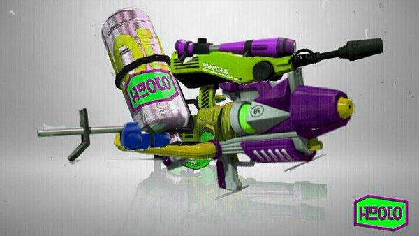 トゥーン 最強 スプラ 武器