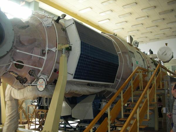 ロシアの宇宙飛行士訓練センター