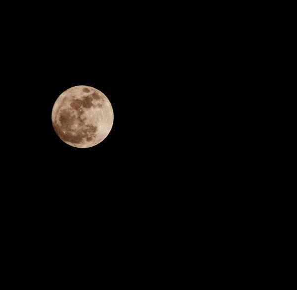 Extreme Super Moon(エクストラ・スーパームーン)