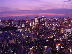 夜景東京タワー2
