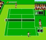 コナミック テニス0000