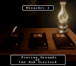 Wizardry Story of Llylgamyn-1
