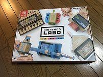 Nintendo Laboと16ビットポケットHDMIを購入する。