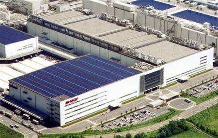 Sharp亀山第一工場PN2003