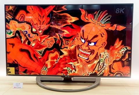 8K-TV-1 NHK ねぶた祭