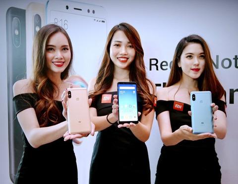 Xiaomi-Girl
