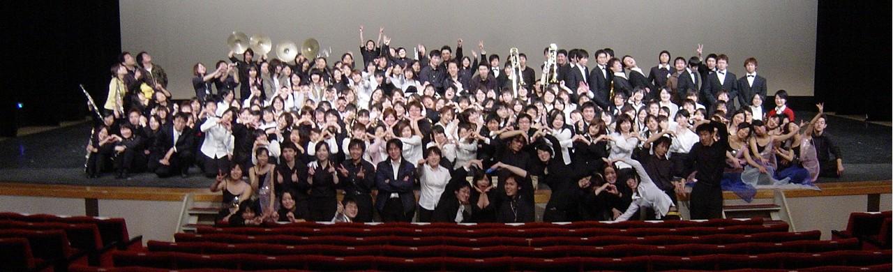 再会コンサート2006全体集合写真