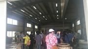 樽工場内部