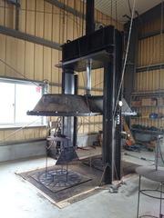 樽造りの機械、カッコイイ