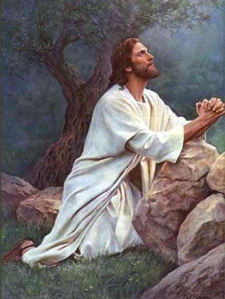 Jesusenelhuertodelosolivos