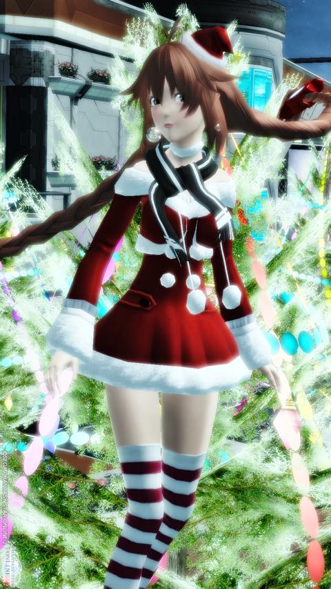 サンタなのでプレゼントください