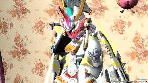 白銀の戦士2