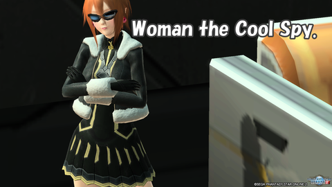 WomantheCoolSpy