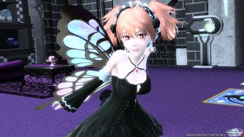 黒い蝶々トップ