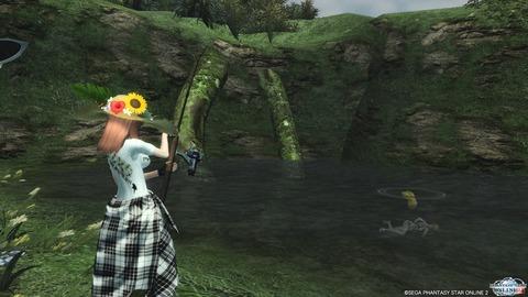 森林の釣り4