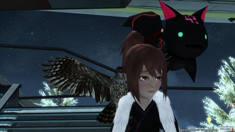 あらぶる鷹のポーズ