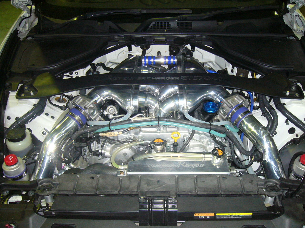 HKS supercharger - Page 2 - Nissan 370Z Forum
