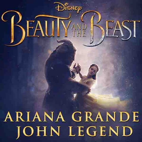 Ariana Grande  – Beauty and the Beast Chords 600x600