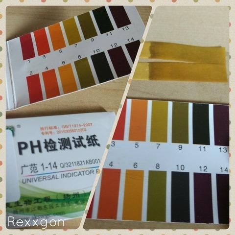 Ph試験紙