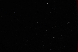 ドバンの夜空