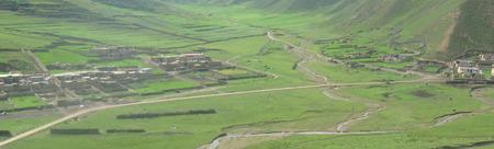 サンチュ、焼身者の村