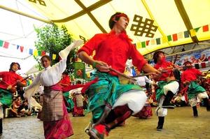 6.7.2010 H.H. Birthday Dharamsala Tsukulhakan