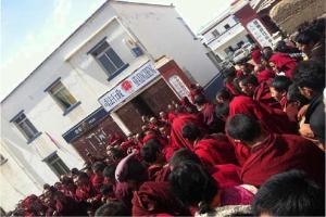 dzongchen+protestors