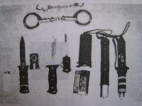 チベットで中国が使用する拷問道具