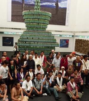 チベット現代美術アーティストたち