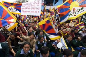 10.3.2010 チベット蜂起記念日16