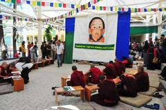 25.4.2010 Panchen Lama 21th Birthday