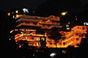 1.12.2010ガンデン・ガムチュ(灯明祭)