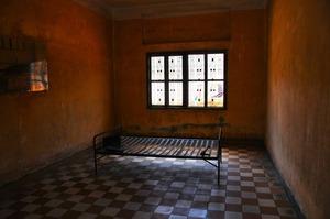 ツールスレン収容所内の拷問部屋